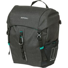 Basil Discovery 365D Single Pannier Bag M, 9l black melee